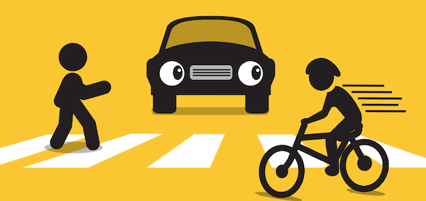 Crosswalk Illustration