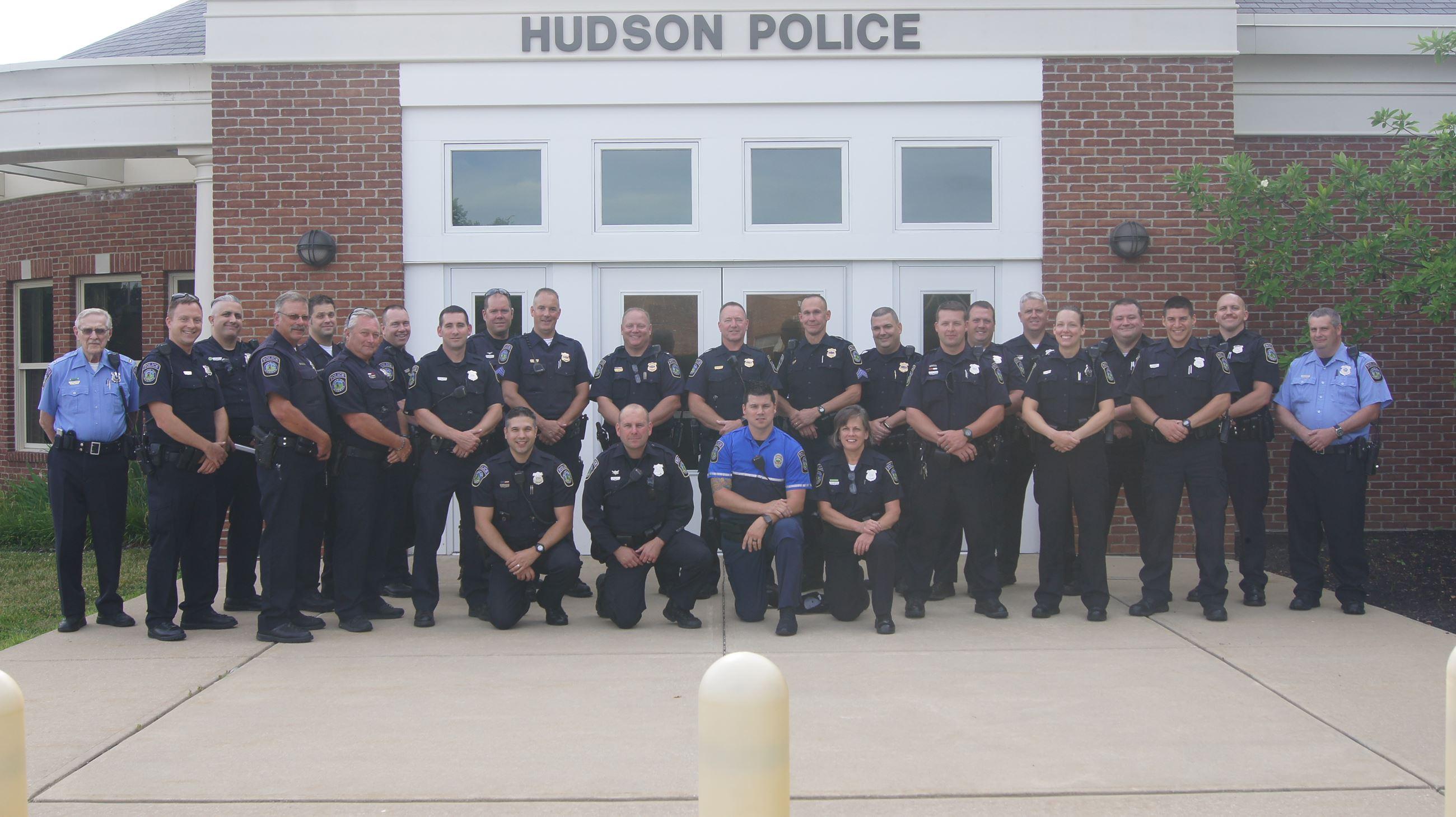 Police   Hudson, OH - Official Website