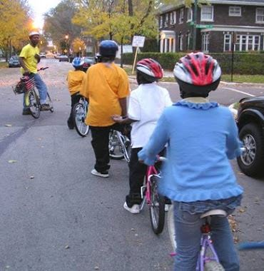 Bike to school
