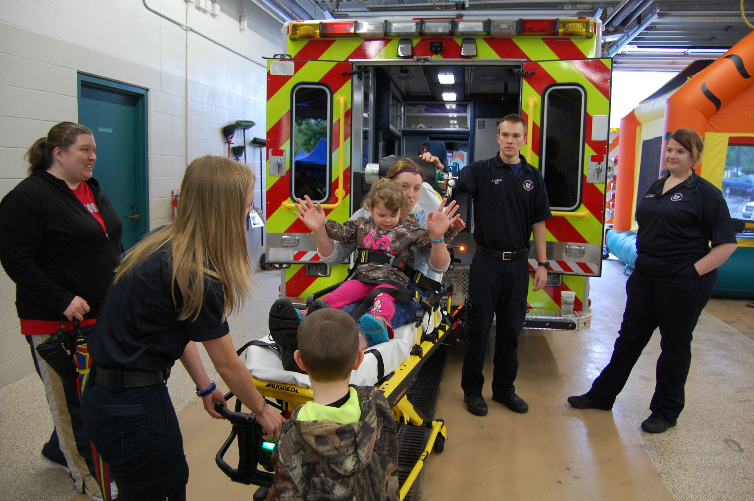 EMS Open House