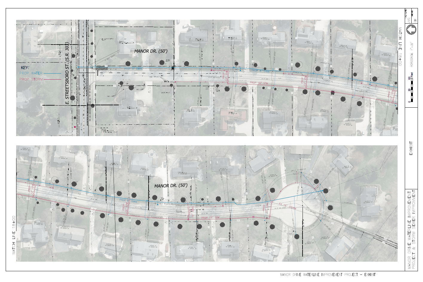 Manor Drive General Plan