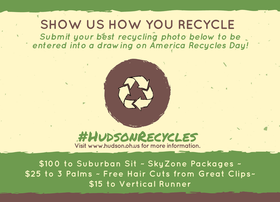 American Recycles Day Contest