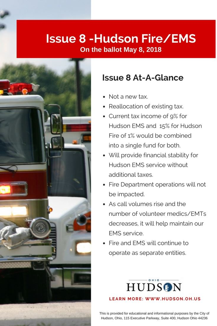 Fire-EMS Ballot Issue Infographic