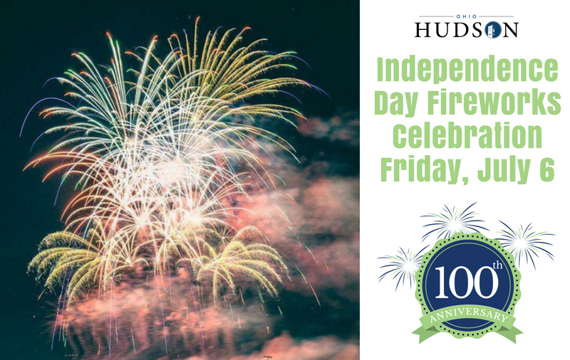 Independence Day Fireworks Celebration 2018