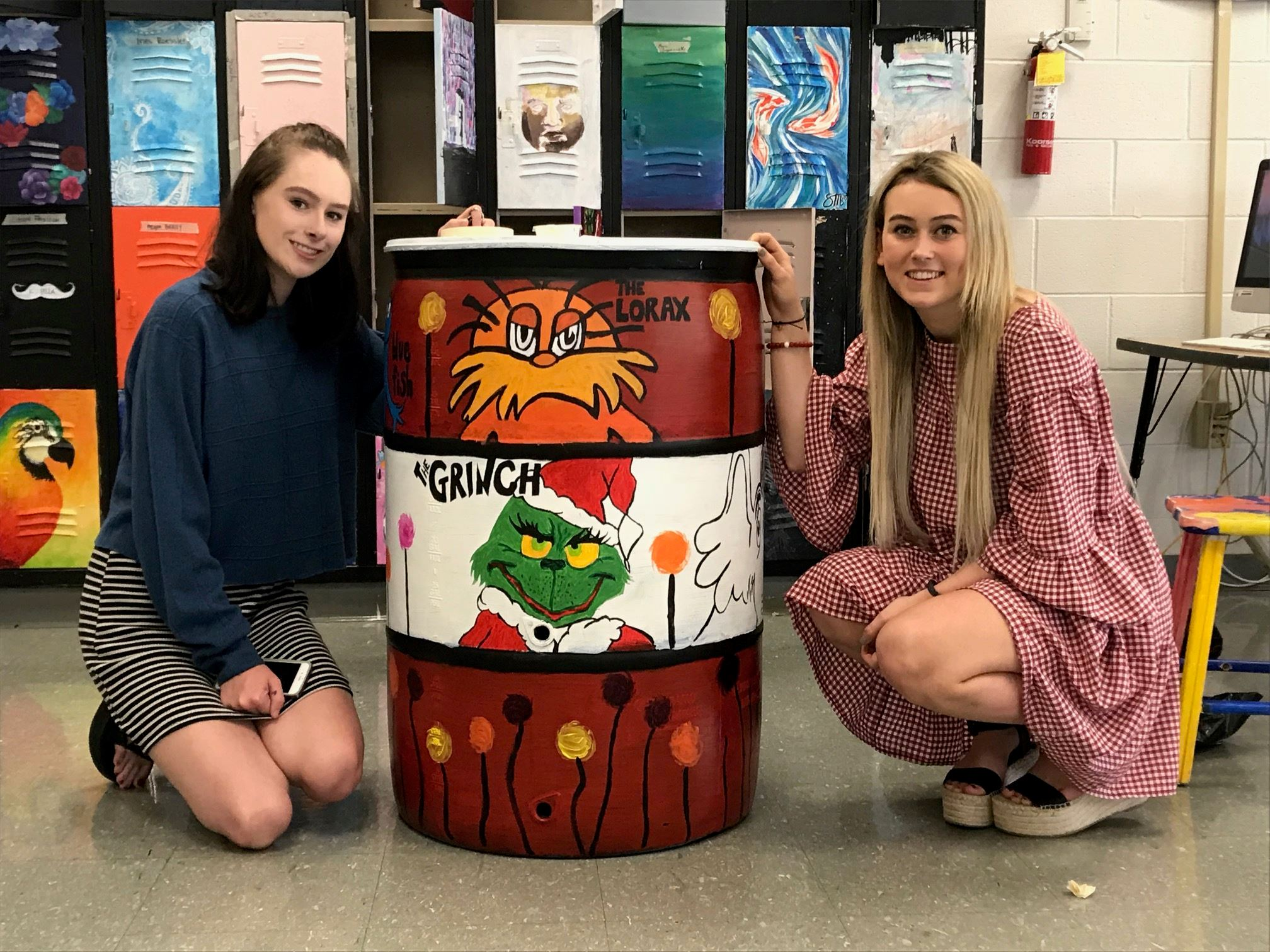 Rain Barrel Raffle 2018