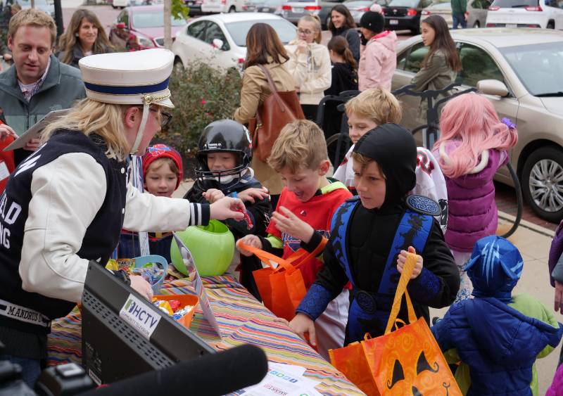 Merchants Trick or Treat 2018