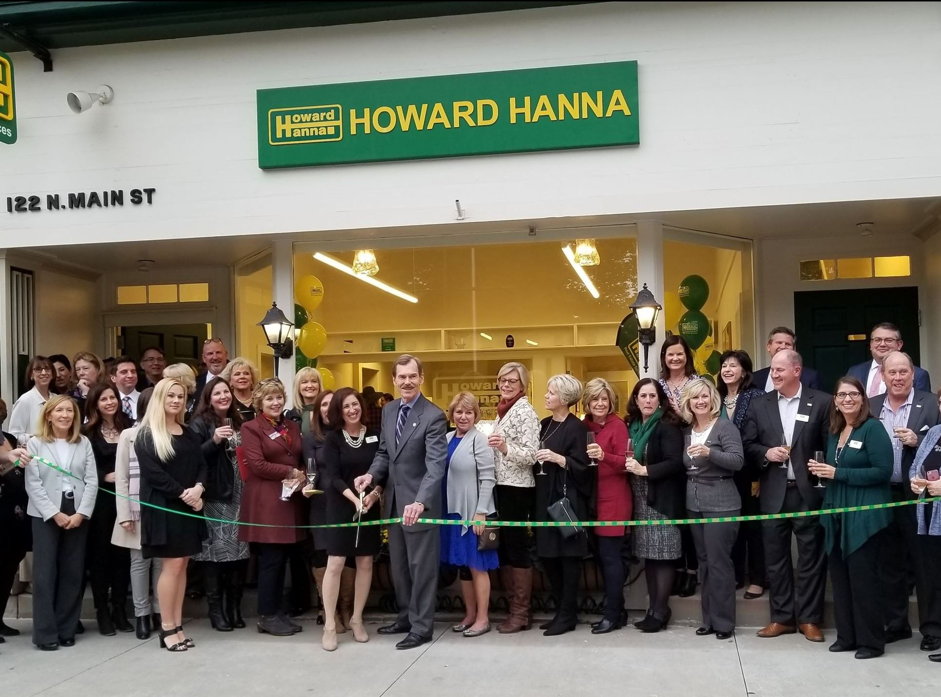 Howard Hanna Grand Reopening