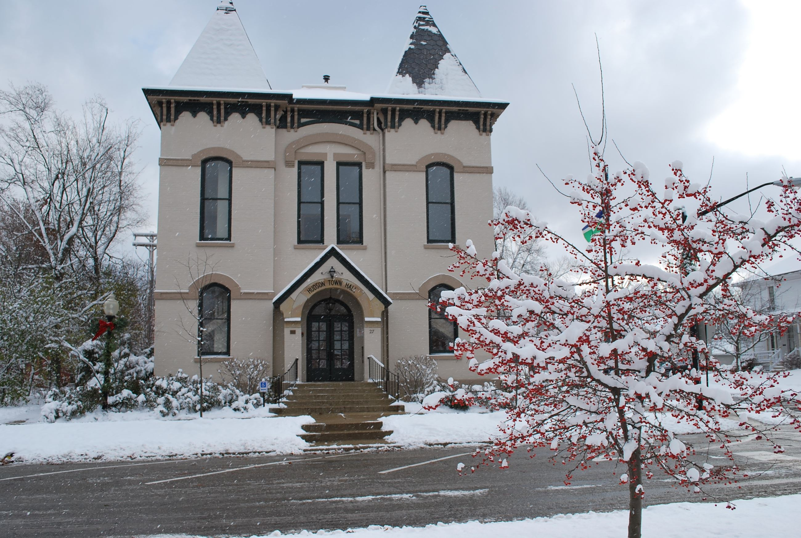 Town Hall Winter