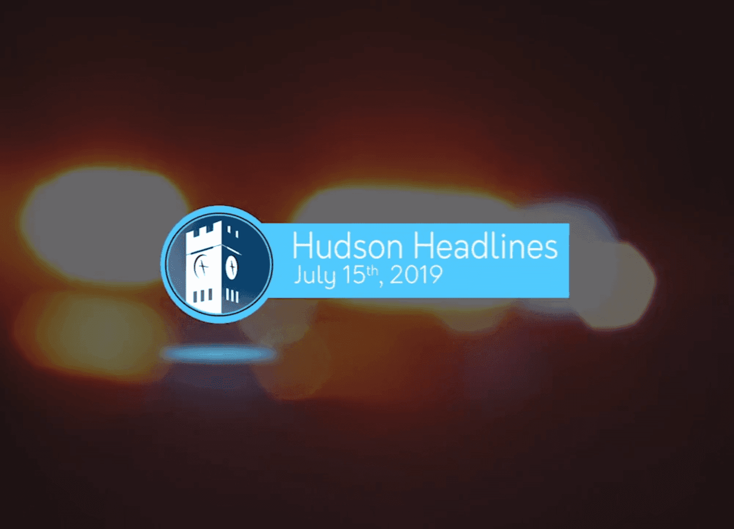 Hudson Headlines - Traffic Violations