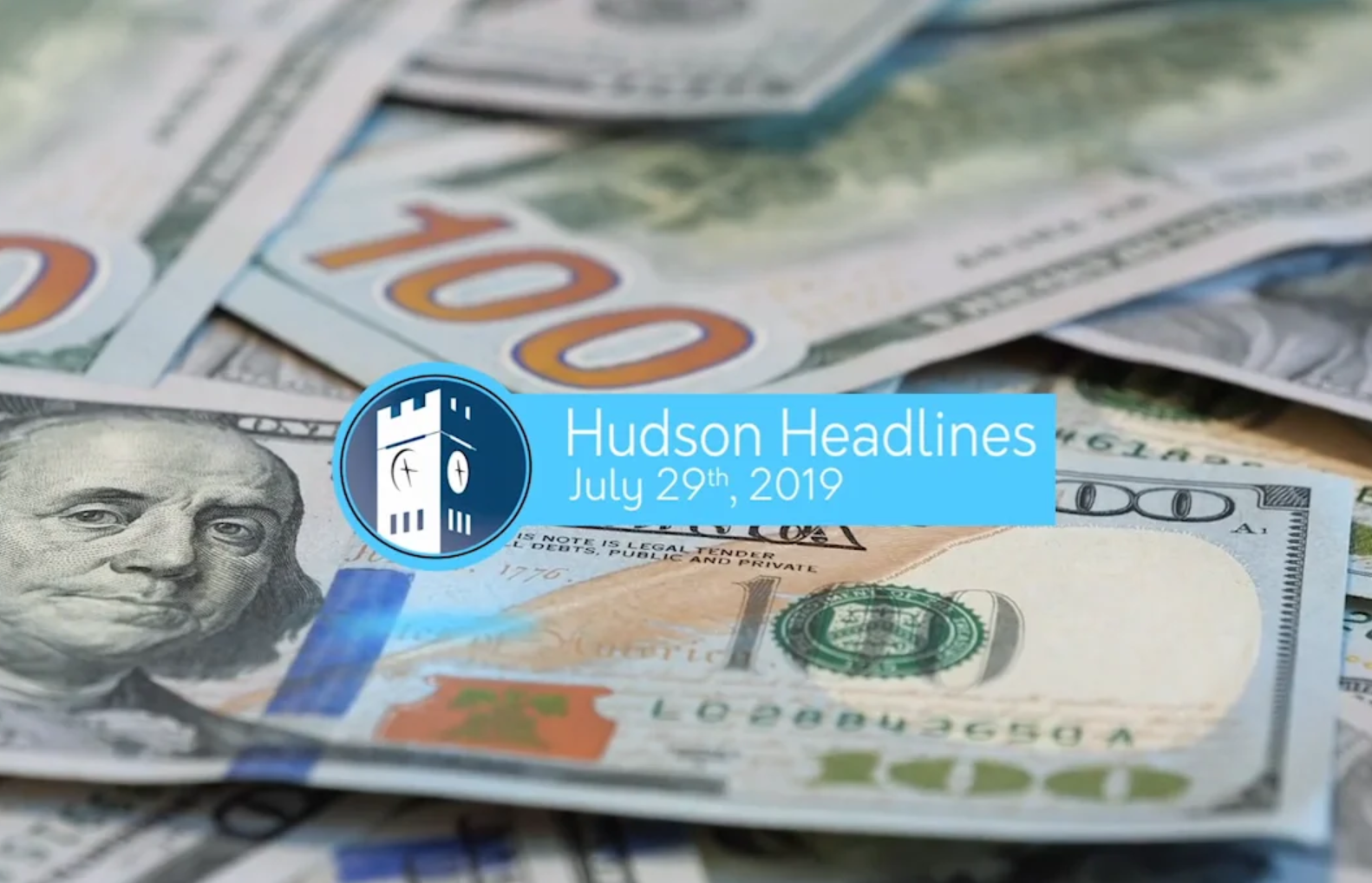 Hudson Headlines Taxes