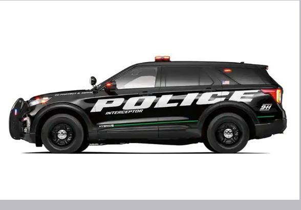 Ford Hybrid Interceptor