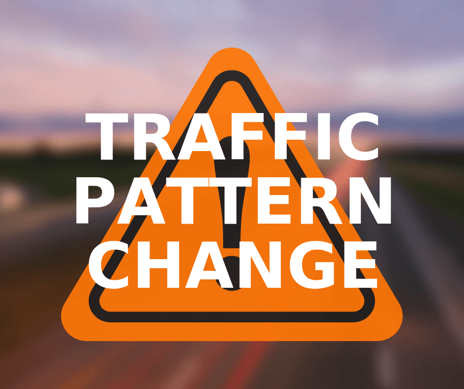 Traffic Pattern Change