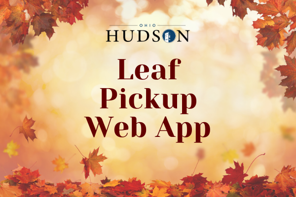 Leaf Pick Up Web App