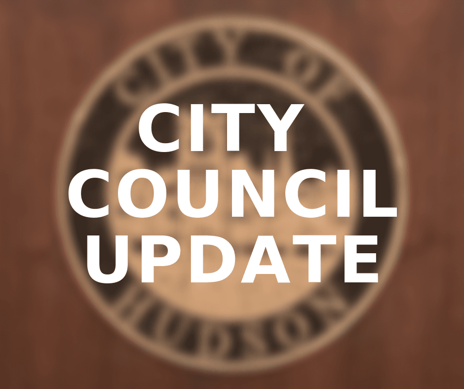 City Council Update