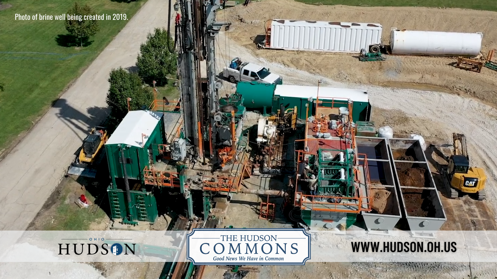 Hudson Commons Brine Well