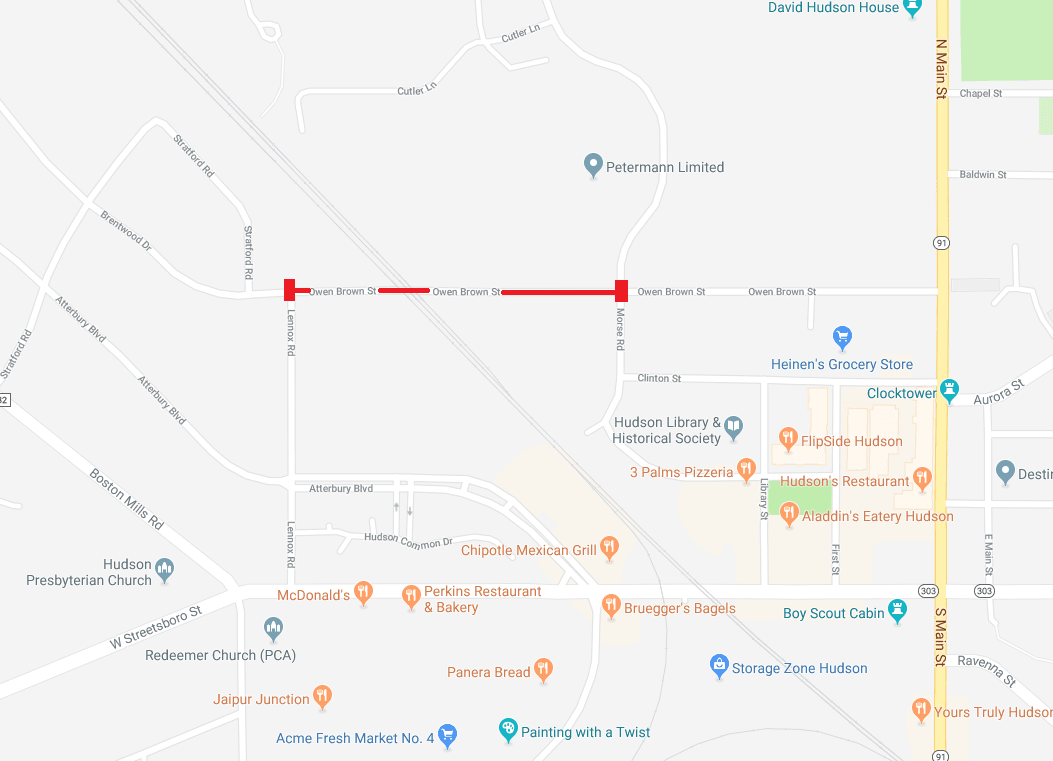 owen brown closure