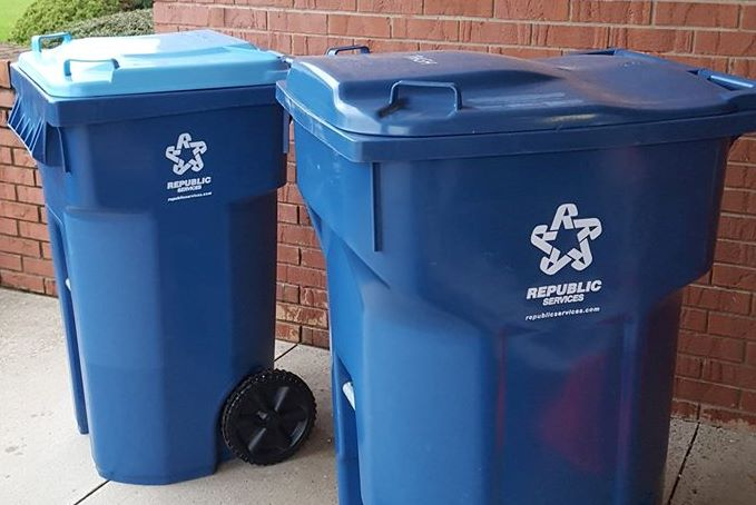 Trash Collection / Recycling | Hudson, OH - Official Website