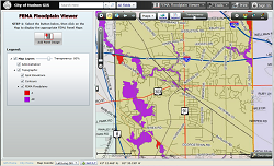 Click here to open the FEMA Information Map
